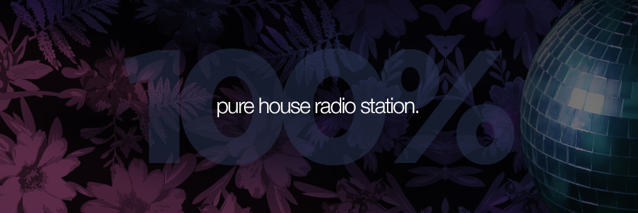 Pure House Radio Station.